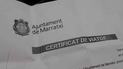 Uno de cada diez viajeros de las islas todavía tiene que mostrar el certificado de residencia