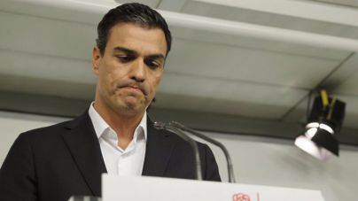 Pedro Sánchez no asiste a la reunión del PSOE