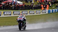 Lorenzo es sexto en el Gran Premio de Australia