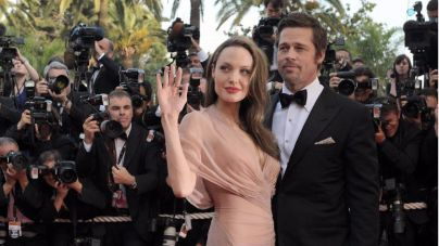 Jolie y Pitt venden la casa donde celebraron su boda