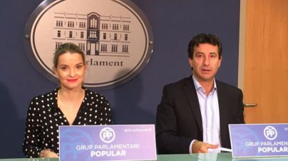 El PP se alegra de que haya ganado la postura contraria de Armengol