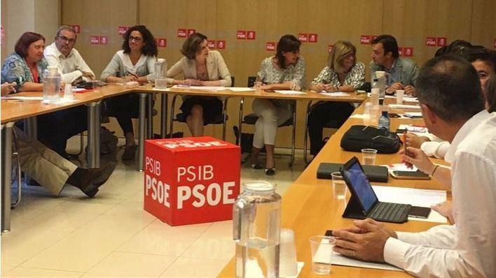 El PSIB reclama libertad para votar 'NO' a Rajoy
