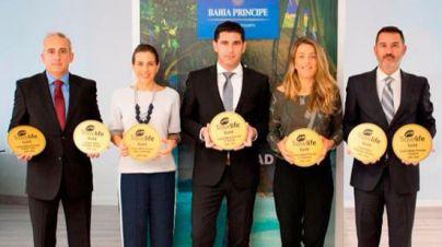 7 hoteles de Bahia Principe obtienen un certificado de turismo sostenible