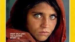 Detenida la 'niña afgana' retratada por 'National Geographic'