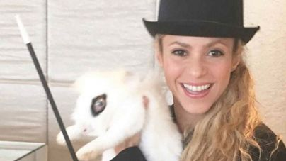 Shakira desvela su nuevo trabajo con un juego en Instagram