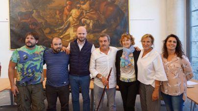 El nuevo equipo de gobierno municipal de Selva con Joan Sastre a la cabeza