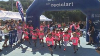 Andratx acoge la final del circuito Curses Infantils Serra de Tramuntana