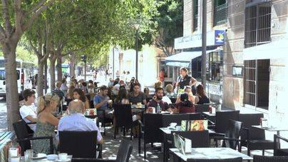 Palma concentra la mitad del turismo de temporada media y baja de Mallorca