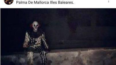 Proliferan las cuentas de payasos asesinos que pretenden atemorizar en Palma en Halloween