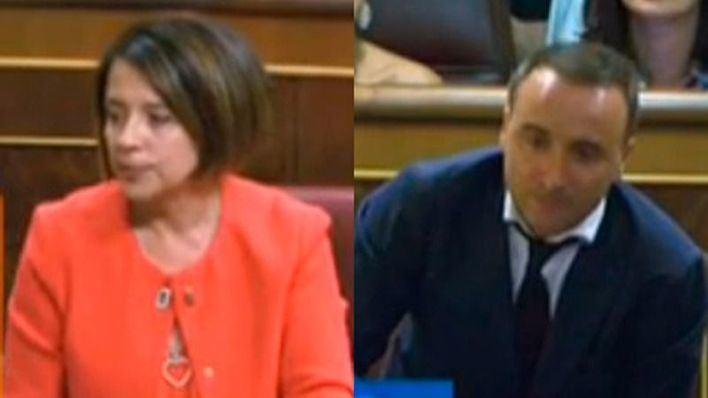 Pons y Hernanz consuman la indisciplina ante el PSOE y votan 'no'