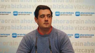 Agredido el presidente de NN.GG del PP de Vizcaya en un bar de Bilbao