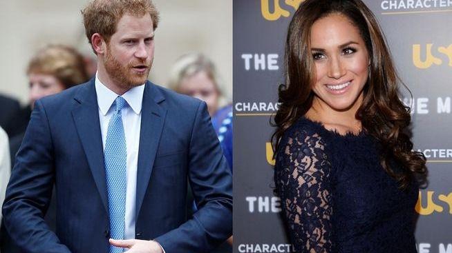 Crecen los rumores de relación entre el príncipe Harry y Meghan Markle