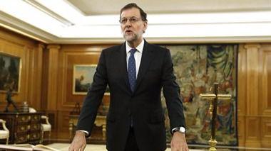 Rajoy jura el cargo