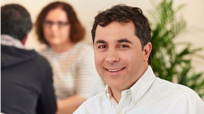 Martí Roca, regidor del PI en el ayuntamiento de Pollença