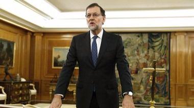 Rajoy centrará el pleno del Parlament de este miércoles