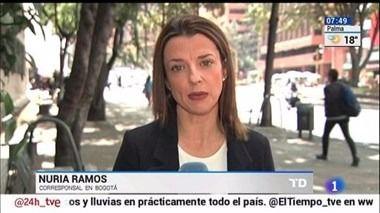 Venezuela permite la entrada del equipo de RTVE tras ser retenido
