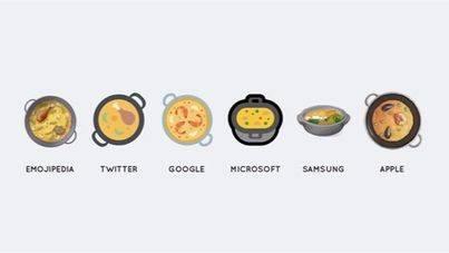 El emoji de la paella llegará al móvil este mes