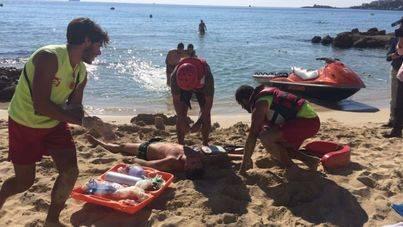 Balears alcanza este año los 34 ahogados en playa o piscina