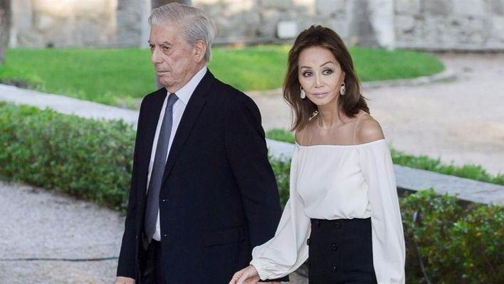 Preysler y Vargas Llosa despejan rumores de crisis con su viaje a Filipinas