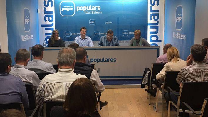 David Alonso será el presidente en Pollença y José Francisco Martín en Consell.