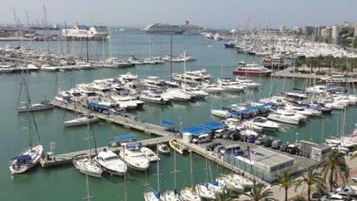 Crece un 9,7% el número de embarcaciones de recreo en Balears hasta octubre
