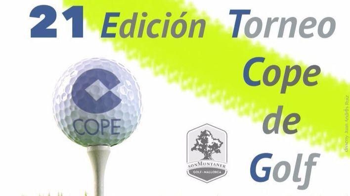 Este sábado se disputará el 21º Torneo de Golf de Cope