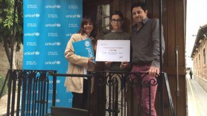 Ferrocarril de Sóller entrega 7.200 euros a UNICEF