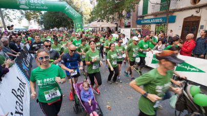 La Carrera contra el cáncer suma 2.000 participantes