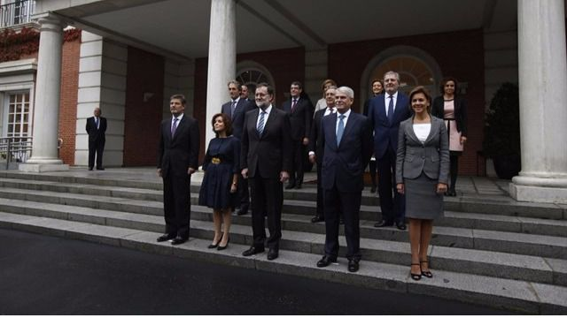 Rajoy exige a sus diputados que asistan a las votaciones del Congreso