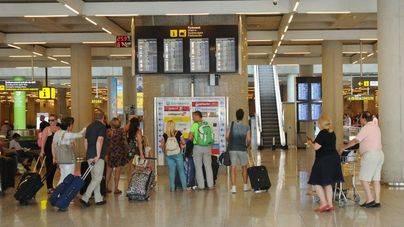 Mallorca es el segundo destino elegido por los visitantes, tras Barcelona.