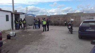 Nuevo golpe antidroga en Son Banya a raíz de la reciente incautación de 20 kilos de cocaína