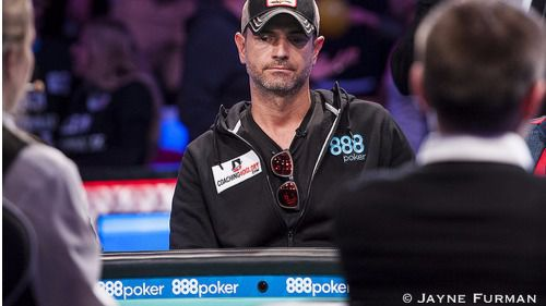 El palmesano Fernando Pons cierra su gran año en el póker