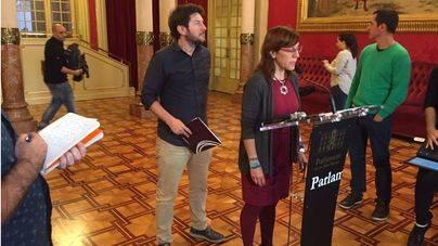 Jarabo y Camargo evitan mostrar cualquier apoyo a Huertas