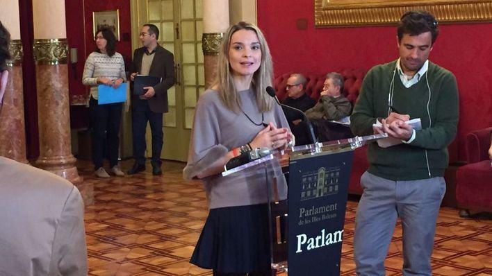 PSIB, Més, PP, C's y PI apremian a Podem para que resuelva la crisis