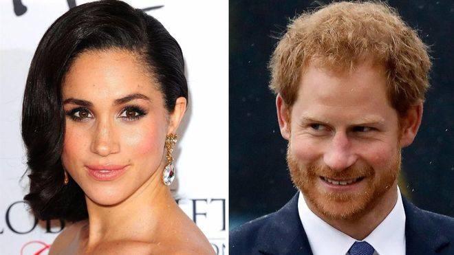 Kensington confirma el noviazgo del príncipe Harry y Meghan Markle