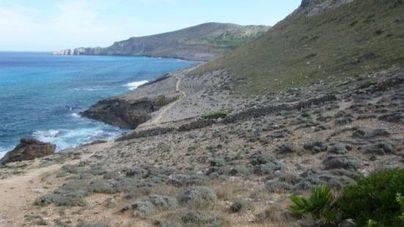 Zona protegida incluída en el Parque