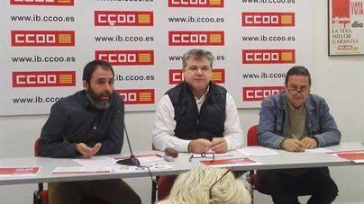 CCOO pide crear 3.500 plazas en Educació y Salut para dar estabilidad a los interinos