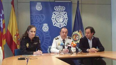 La red desmentelada por la policía movía 150 kilos de cocaína al año