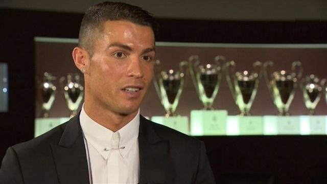Cristiano quiere acabar su carrera en el Madrid
