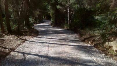 Sant Elm dispondrá de una salida alternativa acondicionada