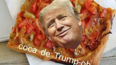 La visita de Donald Trump a Mallorca