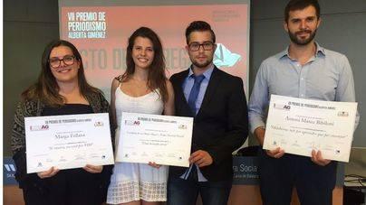 Premio de 2.800 euros para los mejores reportajes sociales