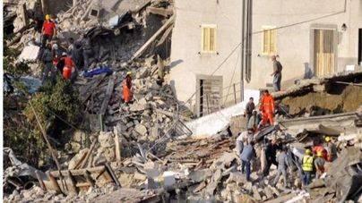 Un terremoto de 4'2 sacude de nuevo el centro de Italia