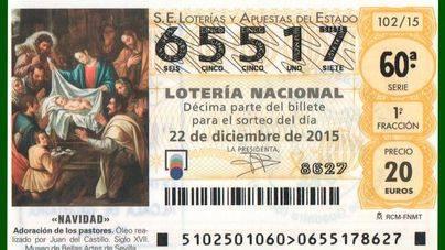 Los ciudadanos de les Illes Balears de los que menos gastan en Lotería de Navidad