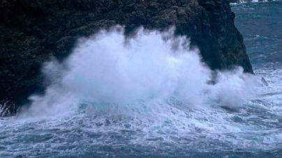 Imagen del Port de Sóller difundida por AEMET-Balears