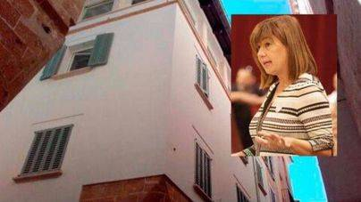 Parientes de la pareja de Armengol reservaron pisos en el 'palacete'
