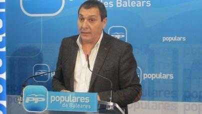 Jeroni Salom presenta la dimisión como alcalde de Binissalem