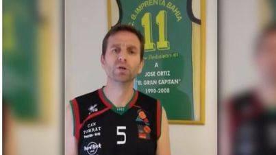 Conmoción por la muerte de José Ortiz en pleno partido de baloncesto