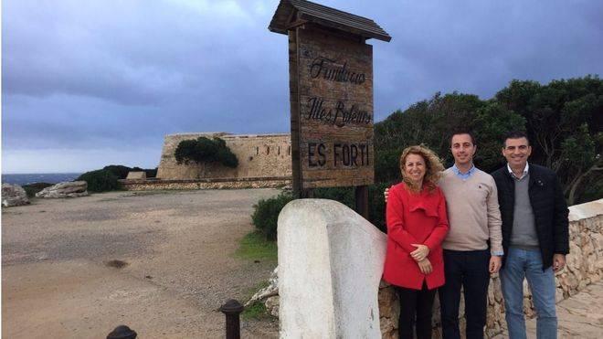 Santanyí pide alquilar Es Fortí para que no le den un uso comercial