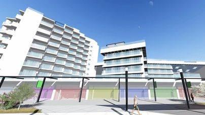Imagen del proyecto del nuevo hotel 'Jamaica'